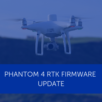 Firmware update for Phantom 4 RTK