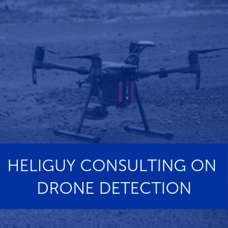 Heliguy assisting UK airports with drone detection