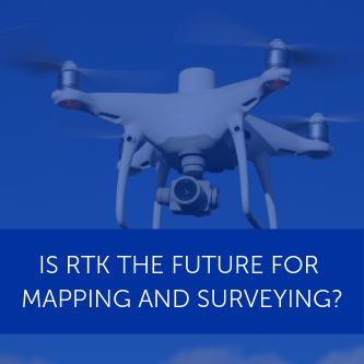 Is RTK the future of drone mapping?