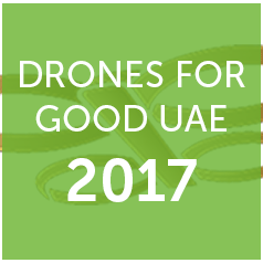 The Most Exciting Finalists from Drones for Good 2017