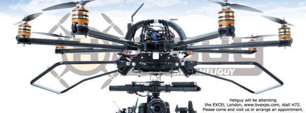 SkyJib 8 for Cinematography