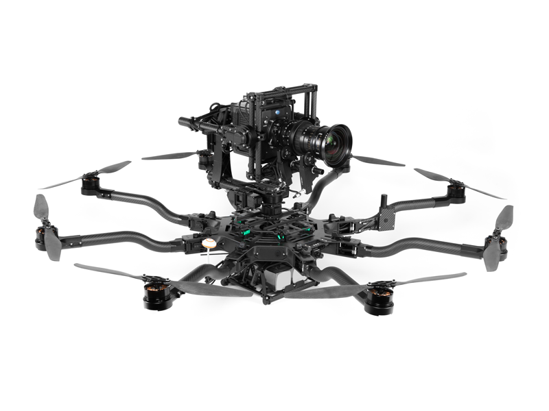 Freefly Stabilizers and Drones