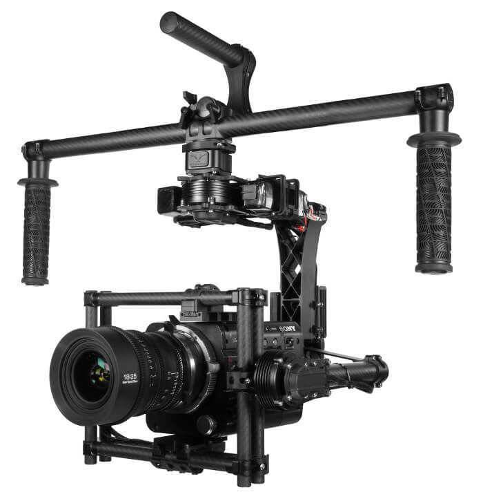 Movi M15 Camera Stabilizer from Freefly