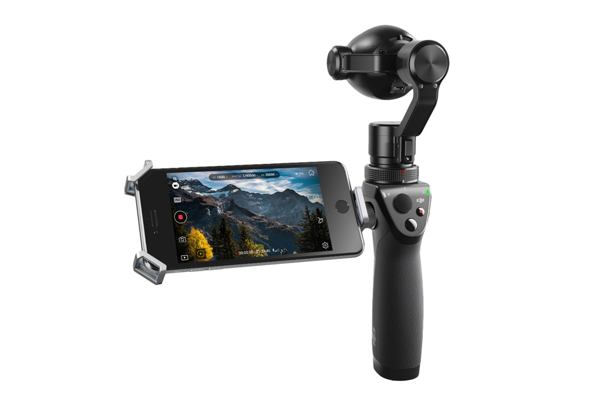 How the DJI Osmo Works