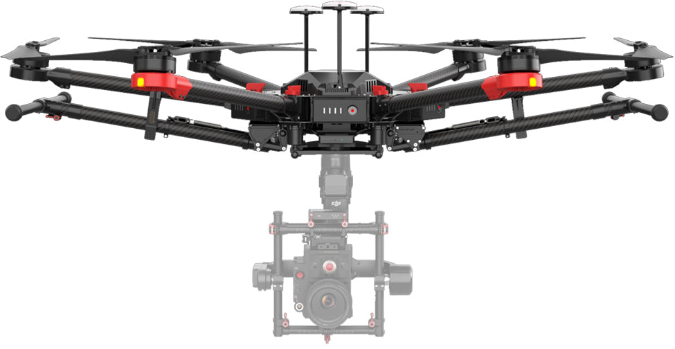 M600 Pro With Gimbal