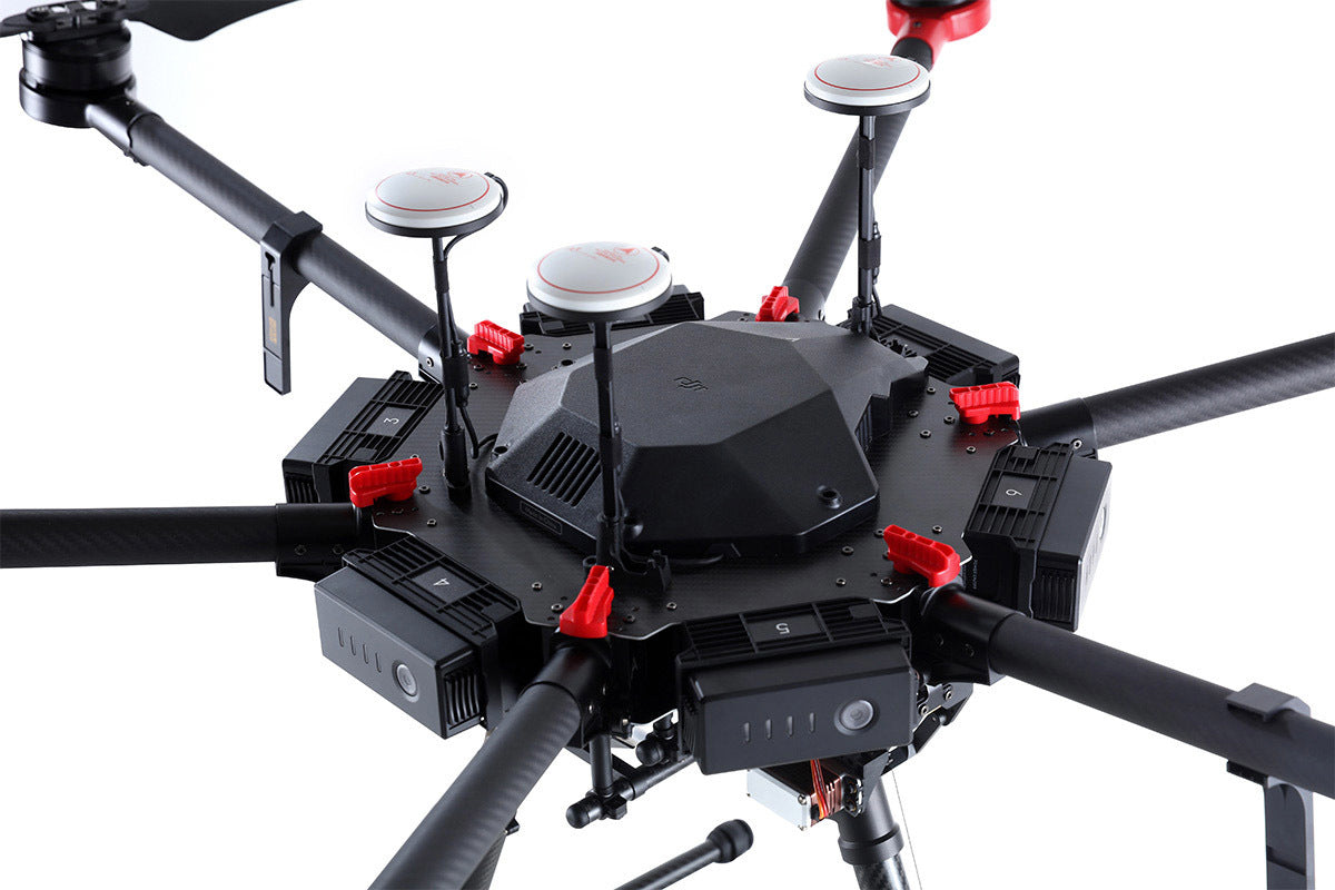 M600 Pro with A3 Flight Controller