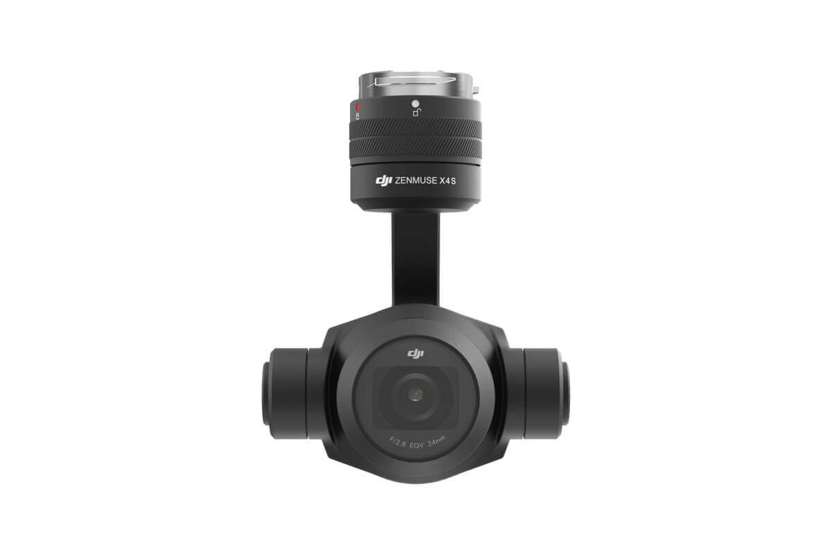 Zenmuse X4S camera and gimbal