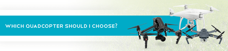 Which Quadcopter to Buy