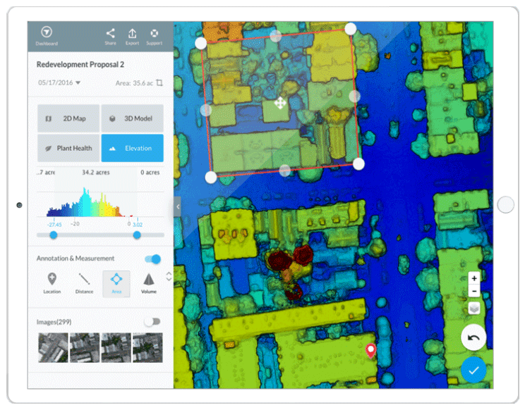 DroneDeploy for iOS and Android