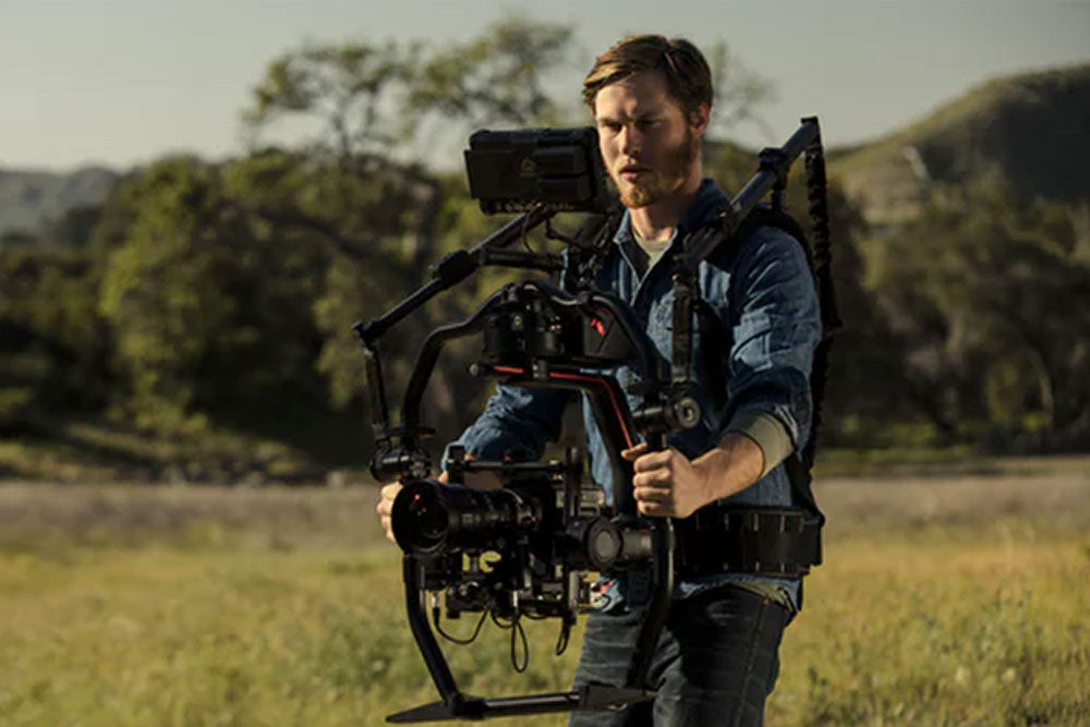 DJI Ronin 2 - Chest Mount