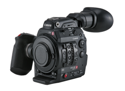 DJI Ronin 2 with Canon C300 Compatibility