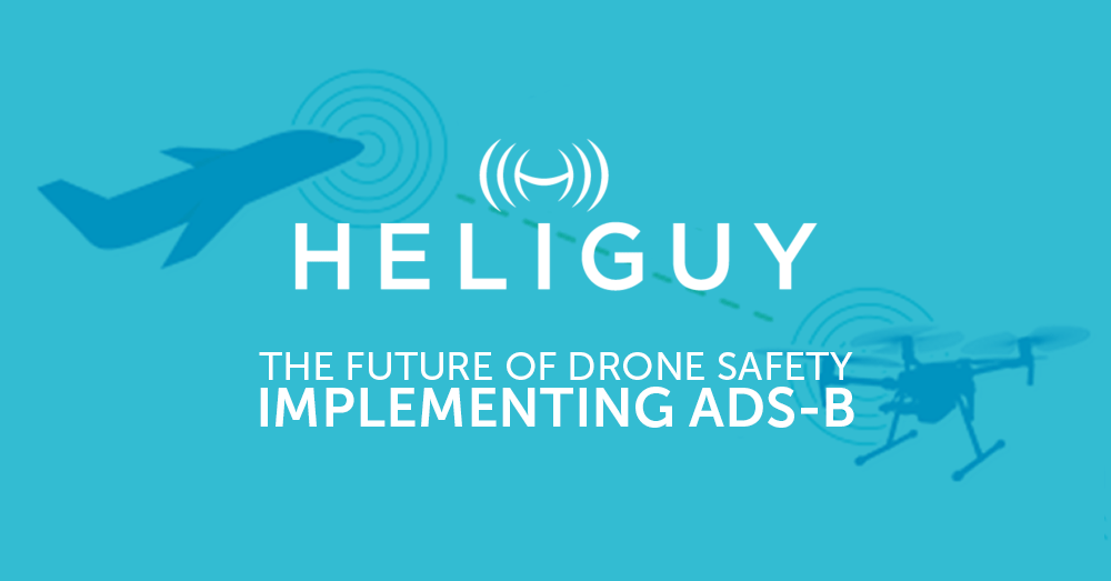Is ADS-B The Future of Drone Safety? | Heliguy