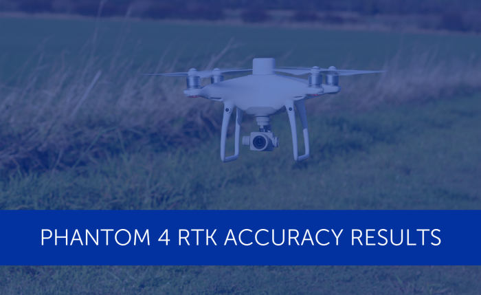 592026015ce A new study has proven the accuracy of the DJI Phantom 4 RTK – showing it  can meet survey-grade requirements WITHOUT having to go through the  laborious ...