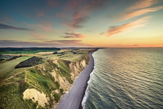 Sheringham Cliffs, Chris Taylor