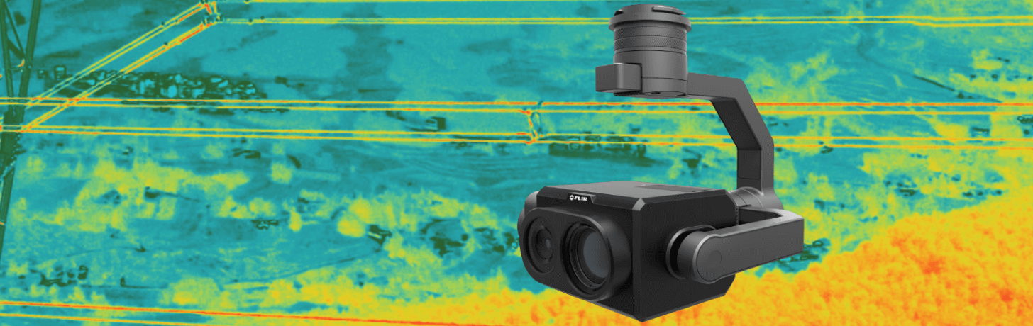 Heliguy announces distribution agreement with FLIR.