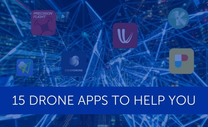c7f37a1cc50 You've got your drone, but you want to take your mission to the next level.  Well don't worry, because there's an app for that!