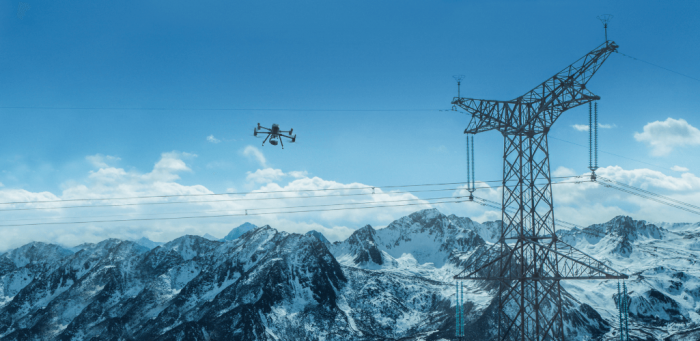 Drones are changing power-line inspections.