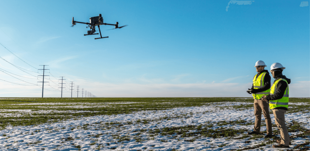 The DJI M300 RTK has been praised by commercial drone users.