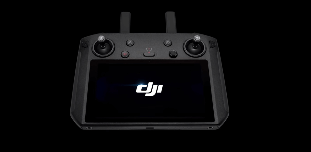 How To Update The DJI Smart Controller - Step Five: After the update is finished, the DJI Smart Controller will automatically restart.