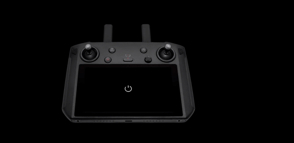 How To Update The DJI Smart Controller - Updating via DJI Assistant 2 - Step One: Turn off the remote controller.