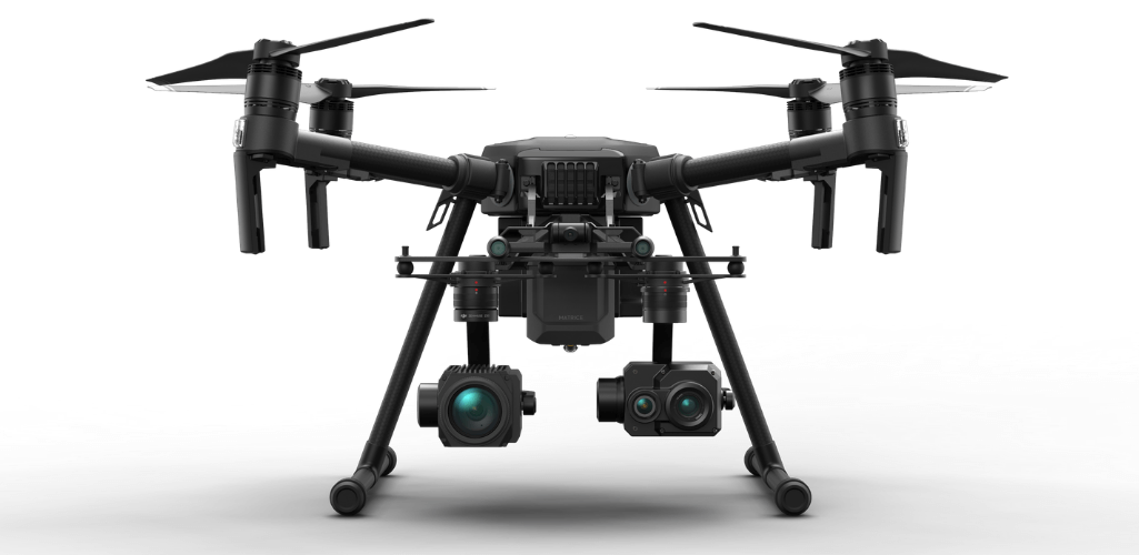 The DJI M210 RTK V2 can carry the Z30 and XT2 cameras.