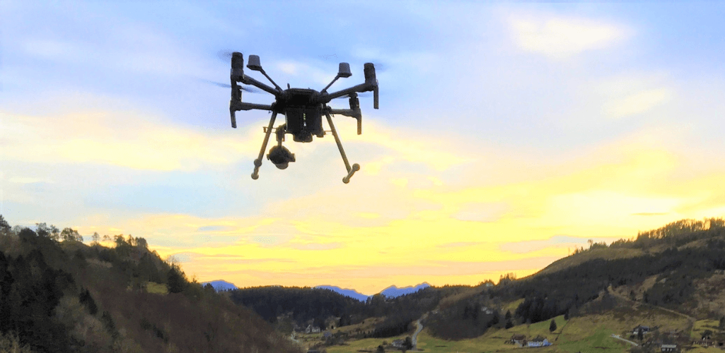 The DJI M210 RTK V2 is one of the safest drones on the market.