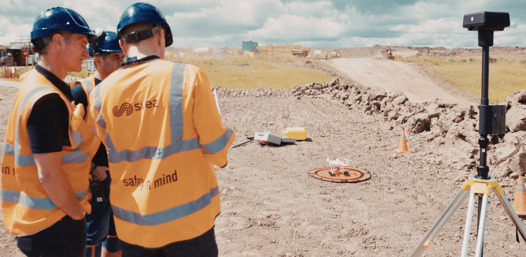 The partnership will help customers maximise their investment in drones and GIS.