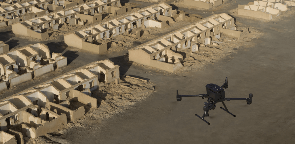 The DJI Zenmuse P1 will provide a new competitive edge for photogrammetry professionals.