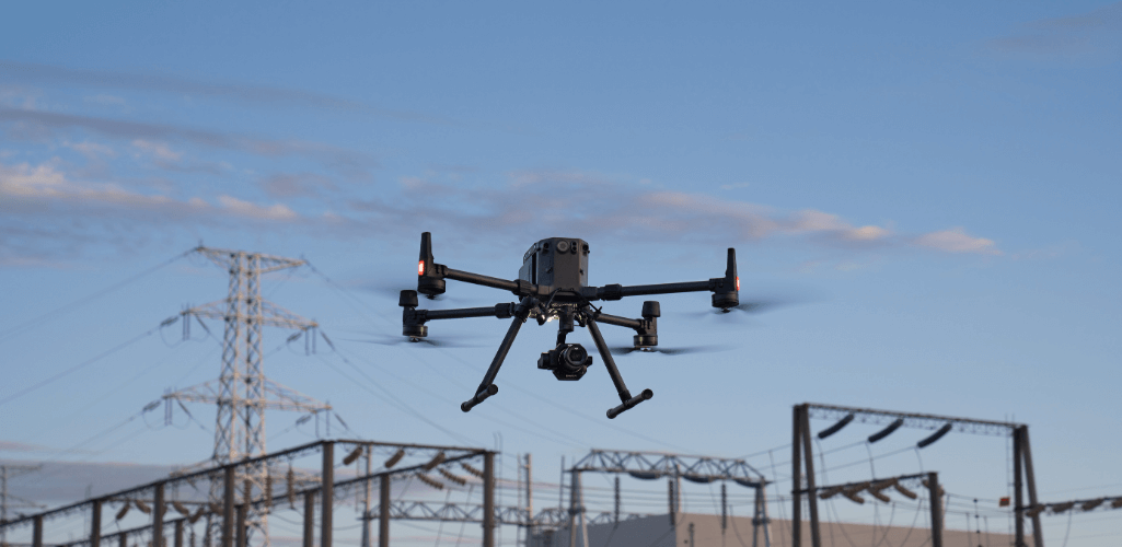 The Zenmuse P1 elevates aerial photogrametry to a new level of accuracy.