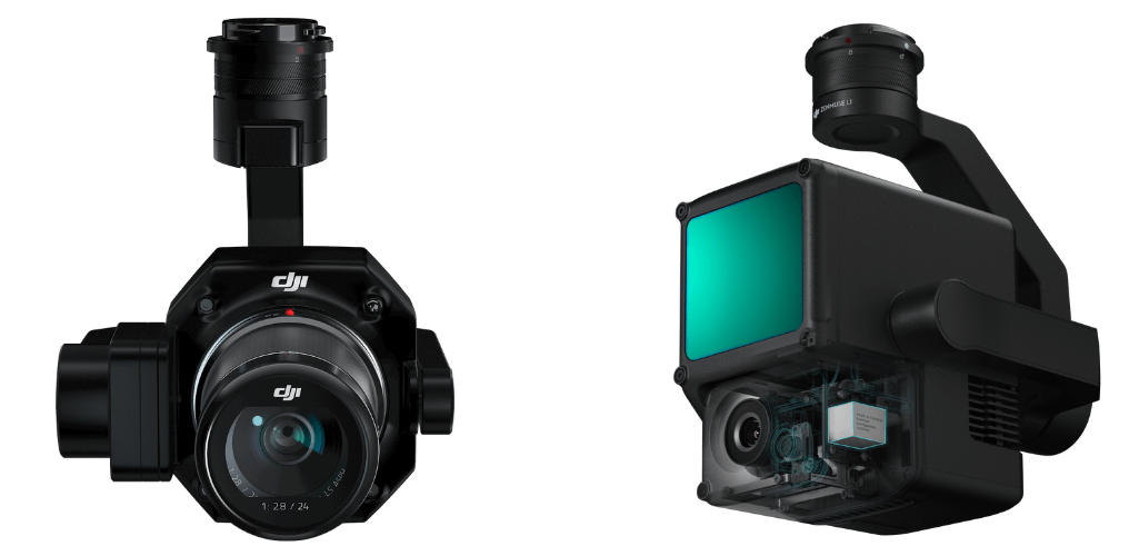 Introducing the DJI Zenmuse P1 and L1 surveying cameras.