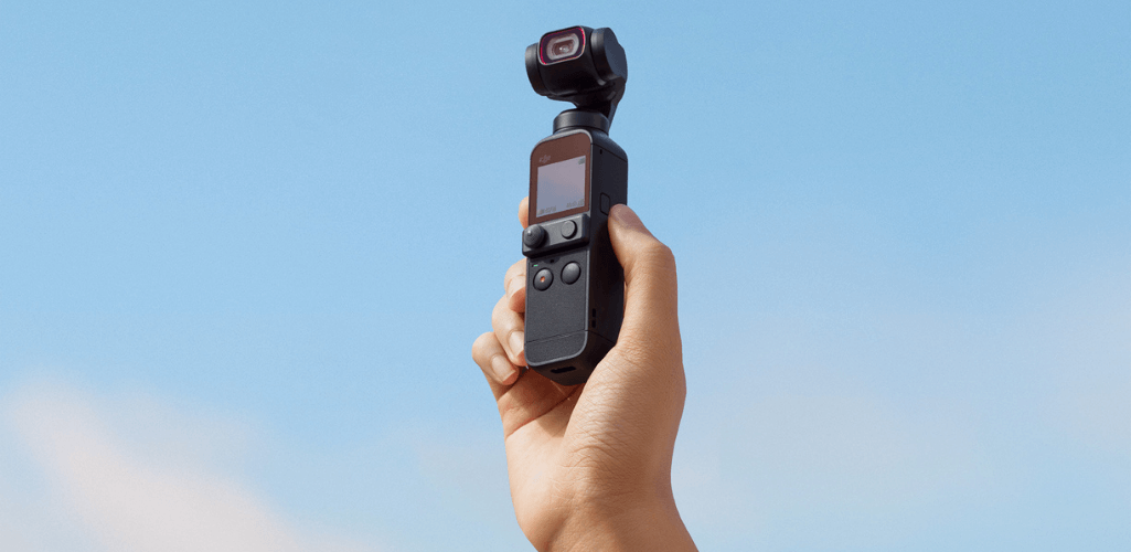 DJI Matrix Stereo is a new and improved audio system for the Pocket 2.