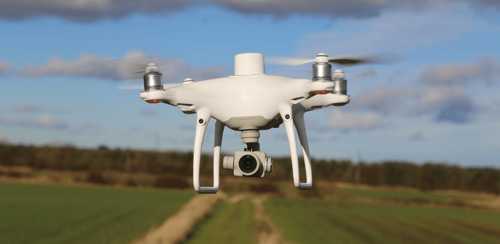 The DJI Phantom 4 RTK is a powerful low-altitude aerial mapping solution.