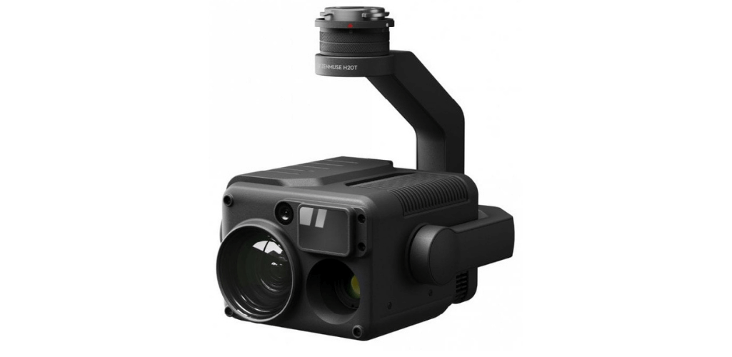The Zenmuse H20T.