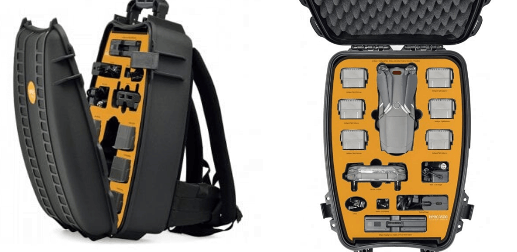 HPRC MAVIC 2 HARDSHELL BACKPACK CASE