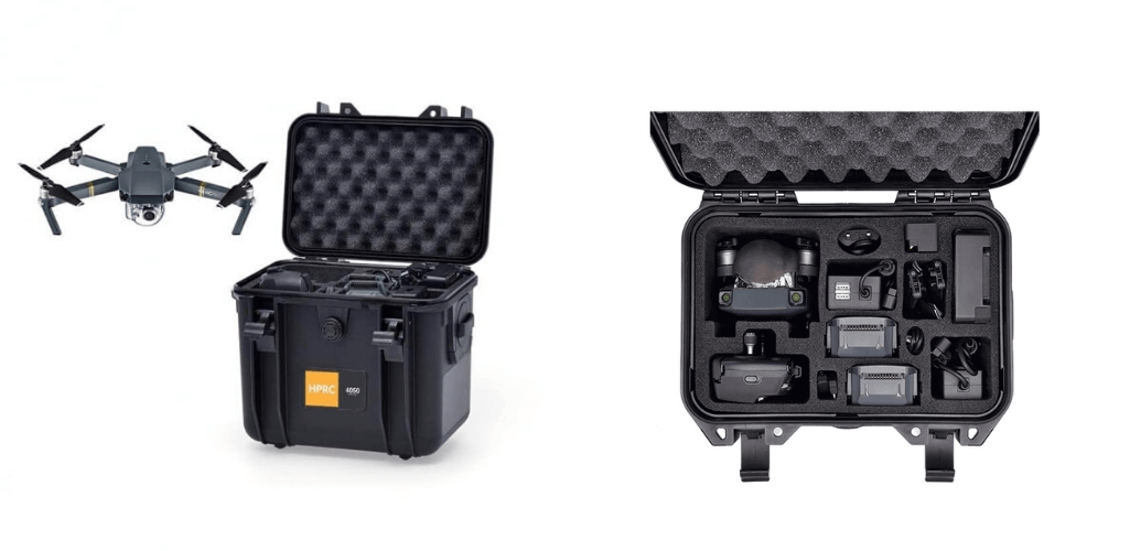 HPRC MAVIC PRO FLY MORE HARD CASE