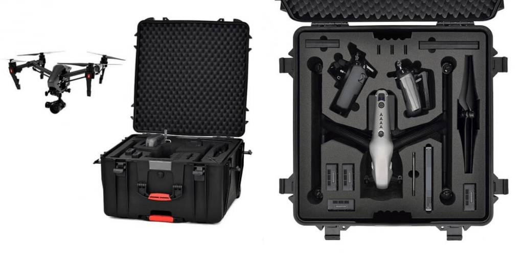 HPRC HARD CASE (TWO LAYERS) FOR INSPIRE 2