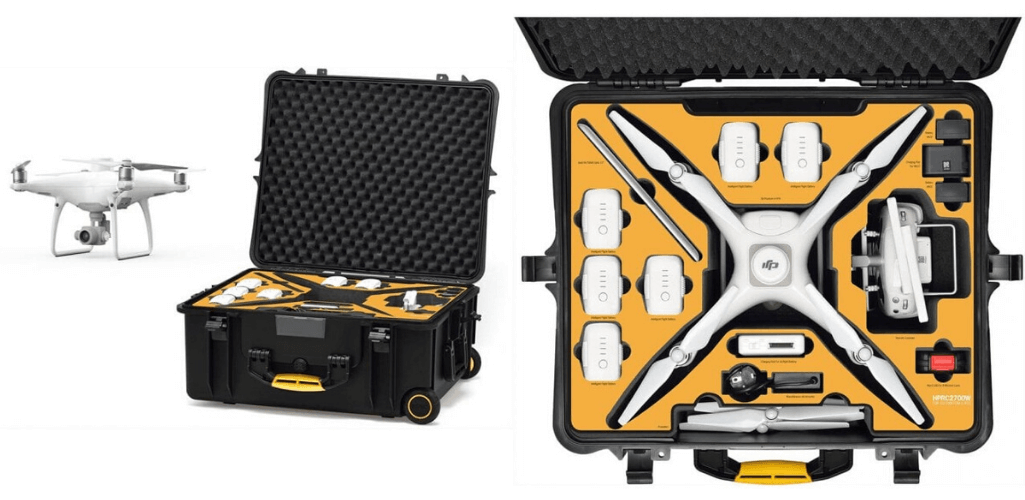 HPRC PHANTOM 4 RTK HARD CASE