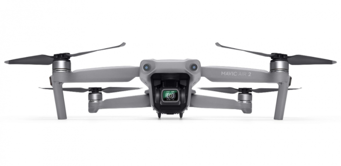 The DJI Mavic Air 2 firmware update enables enhanced safety and camera features.