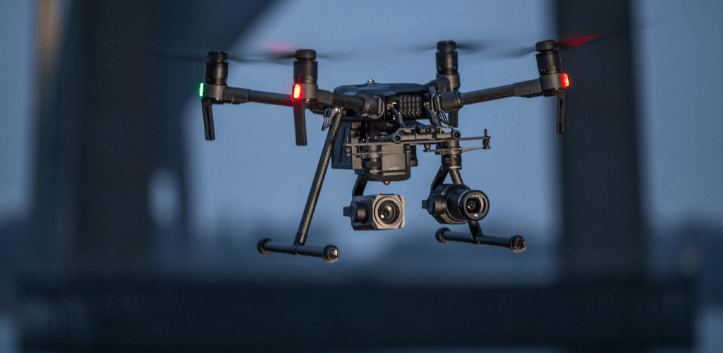 BVLOS drone flights can be essential for first responders.