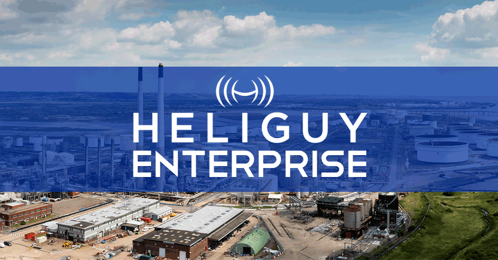 Heliguy Enterprise Banner