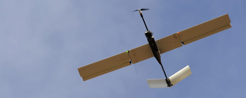 Multirotor Or Fixed Wing Drones