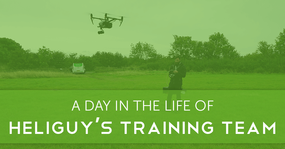 a3009b8816b A Day in the Life of Heliguy's Training Team | Heliguy