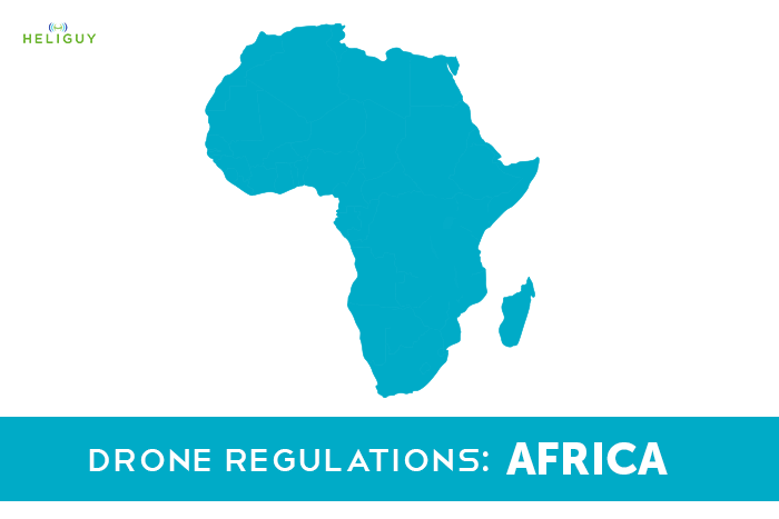 Hobbyist Drone Regulations - Africa