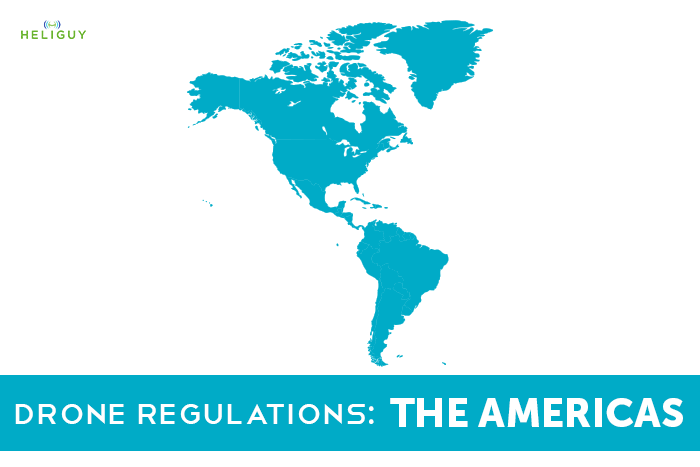 Hobbyist Drone Regulations - The Americas