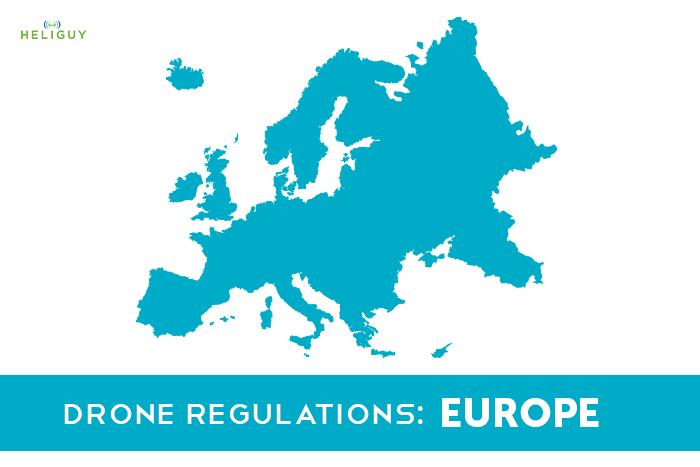 Hobbyist Drone Regulations - Europe