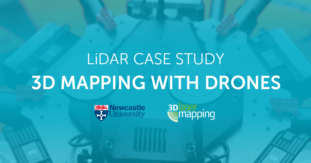 LiDAR Case Study – 3D Mapping with Drones | Heliguy
