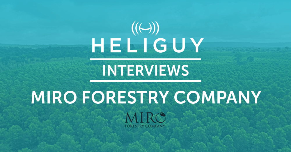Heliguy Interviews Miro Forestry Company