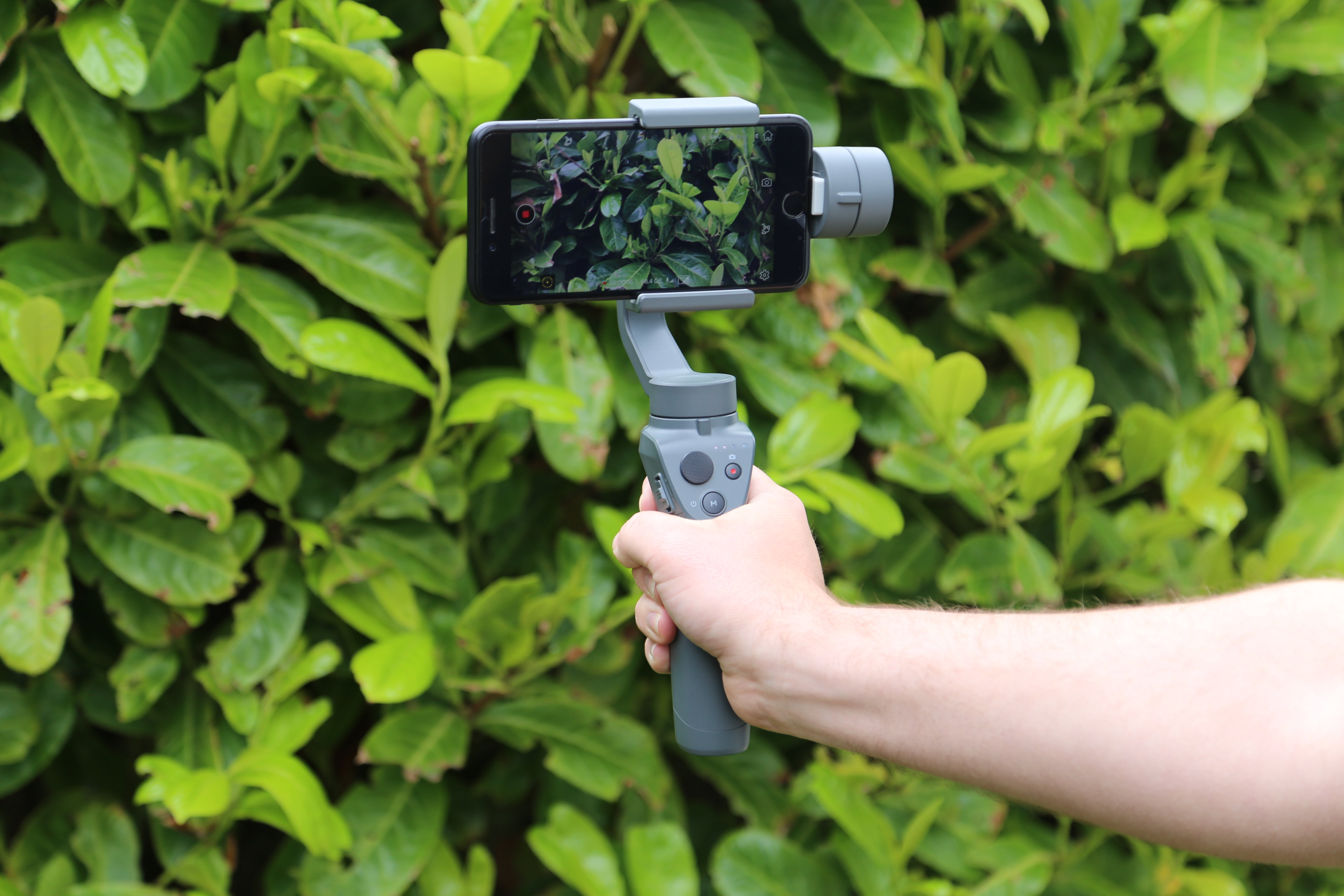 Osmo Mobile 2 Upright Mode