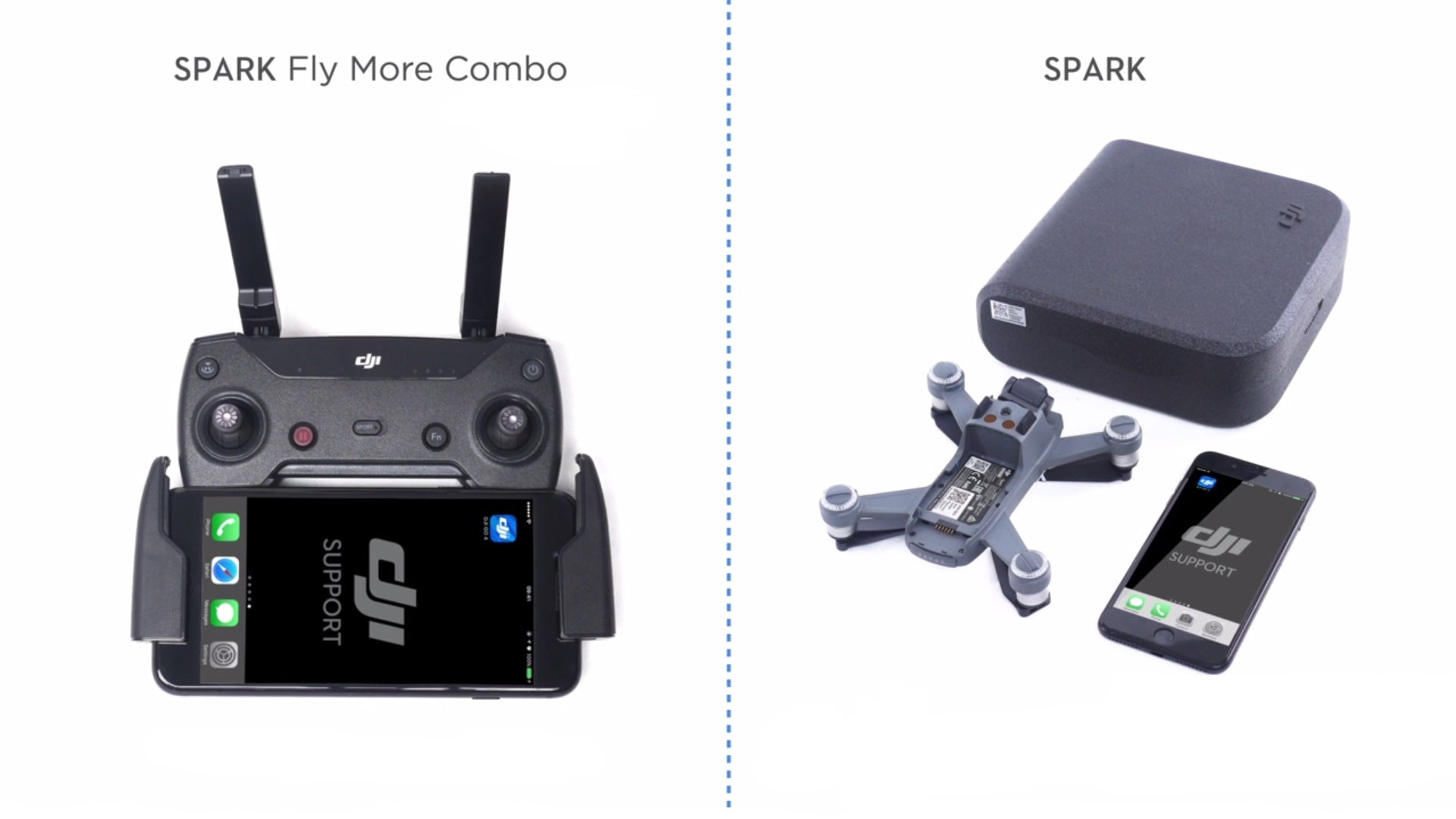 Activating the DJI Spark by Using DJI GO 4 App | Heliguy