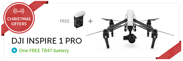 Inspire 1 Pro TB47 offer